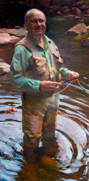 Image of painting by TJ Cunningham